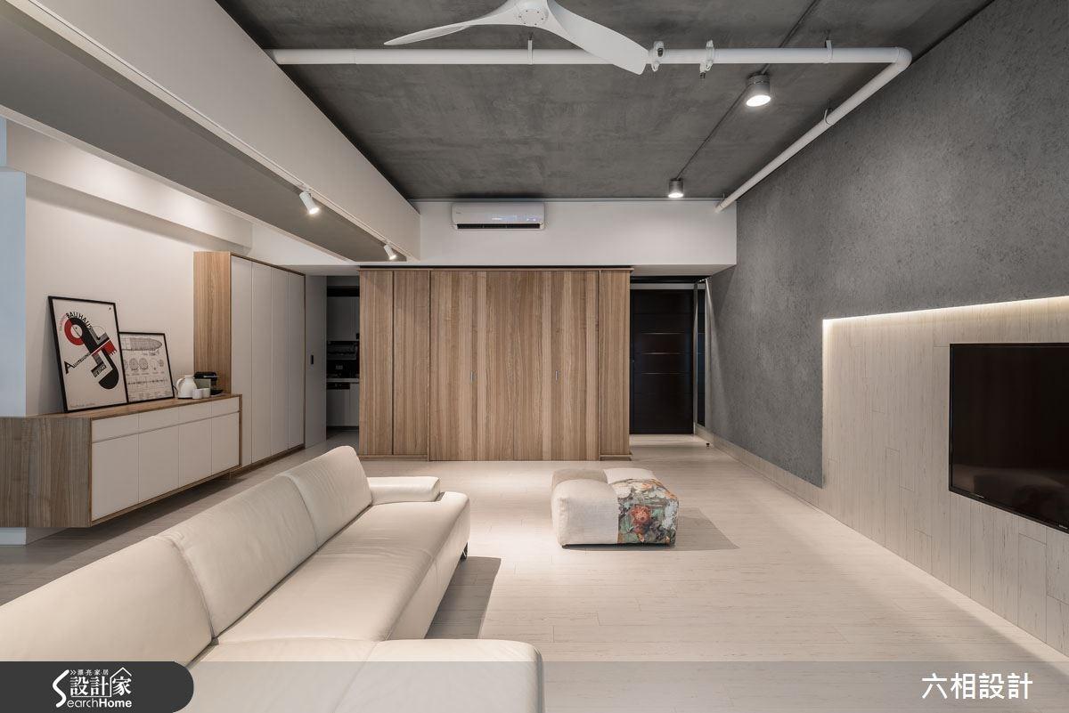 40坪新成屋(5年以下)_混搭風案例圖片_六相設計_六相_14之6