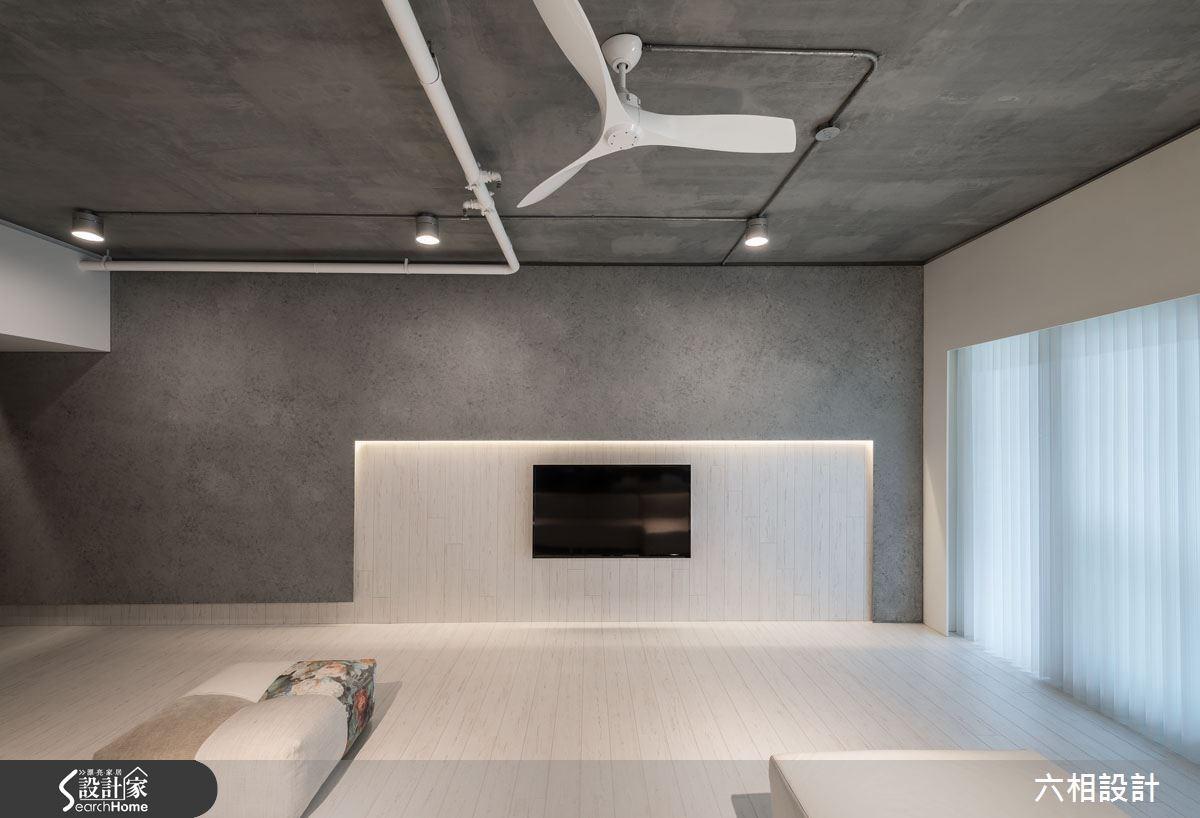 40坪新成屋(5年以下)_混搭風案例圖片_六相設計_六相_14之8