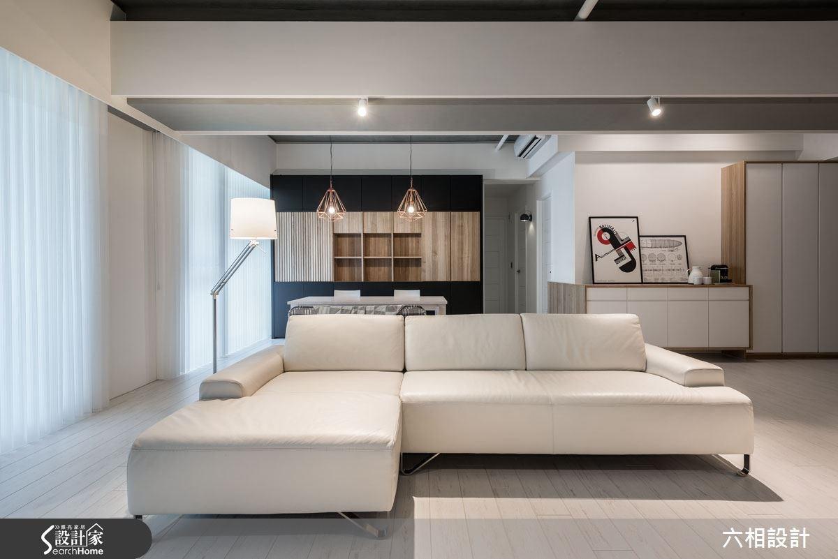 40坪新成屋(5年以下)_混搭風案例圖片_六相設計_六相_14之9