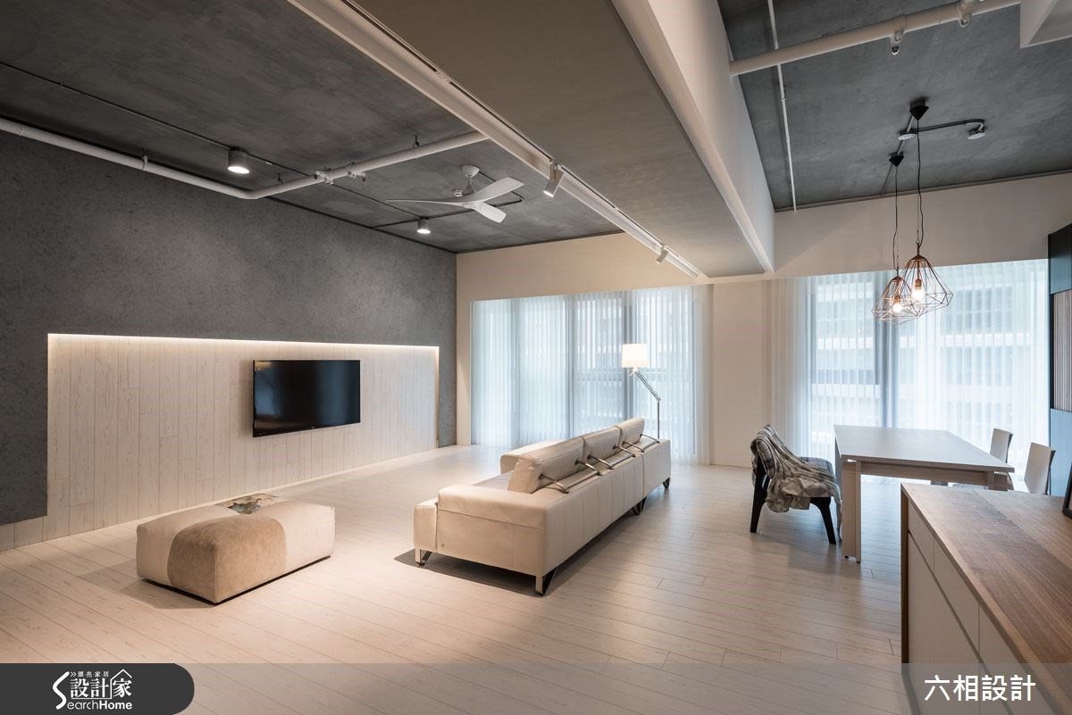 40坪新成屋(5年以下)_混搭風案例圖片_六相設計_六相_14之11