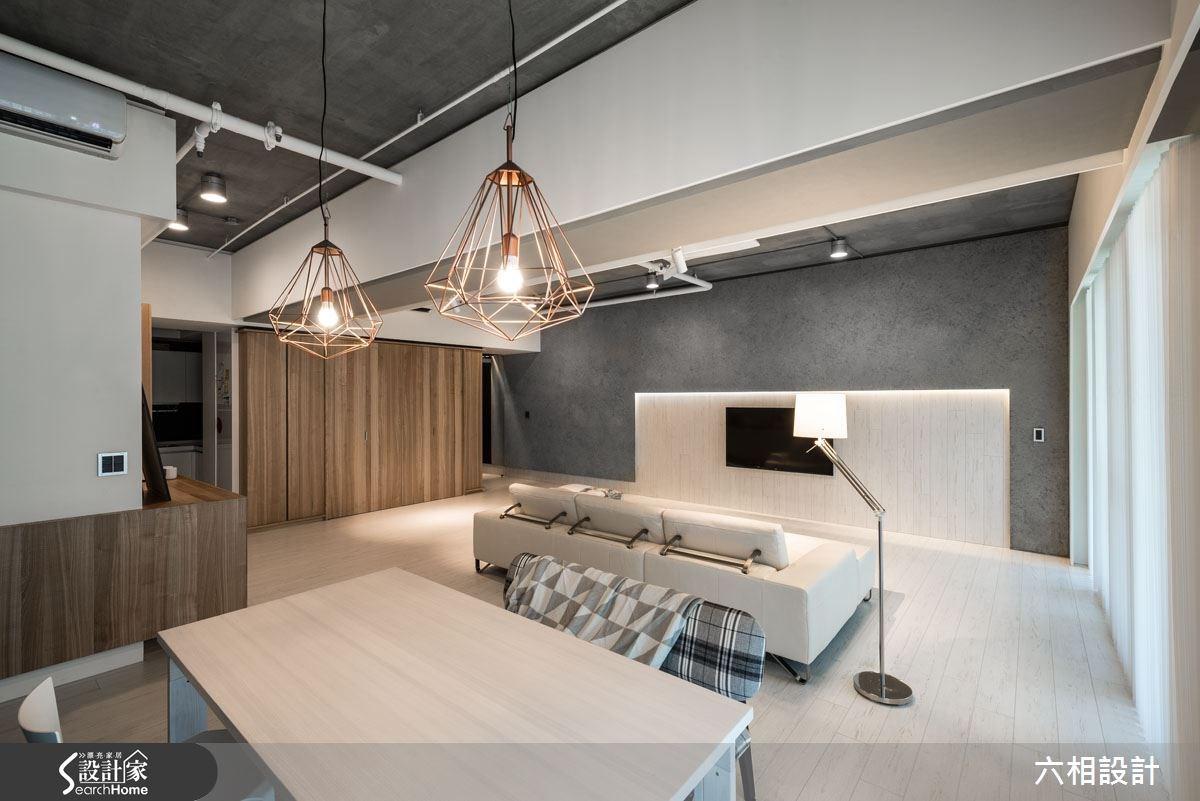 40坪新成屋(5年以下)_混搭風案例圖片_六相設計_六相_14之12