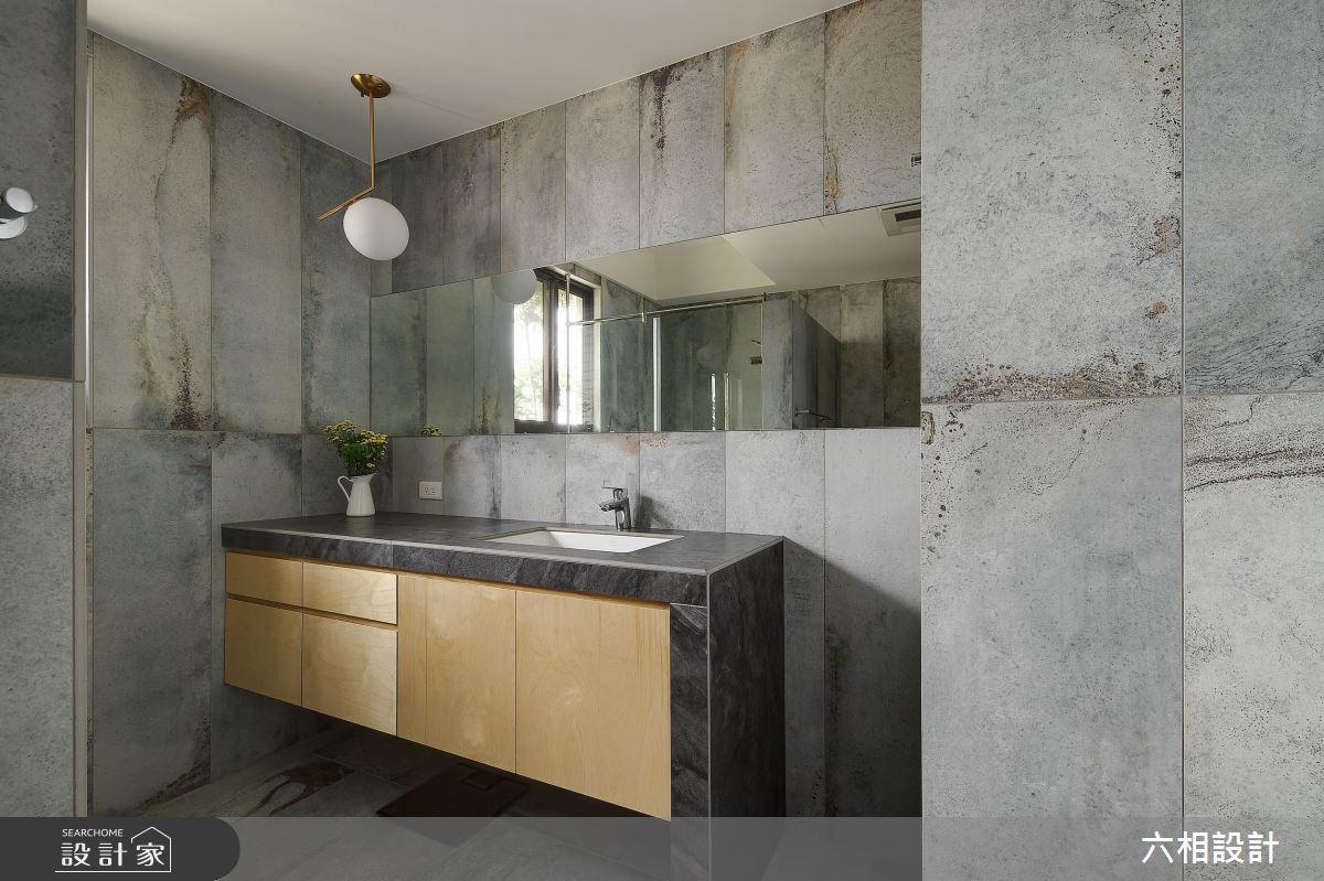 39坪預售屋_簡約風浴室案例圖片_六相設計_六相_23之17