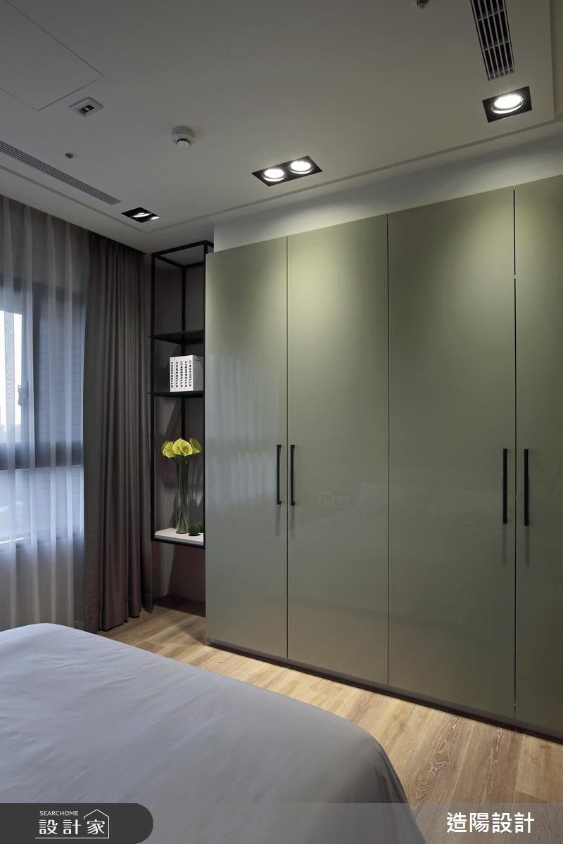 56坪新成屋(5年以下)_現代風臥室案例圖片_造陽設計_造陽_07之20