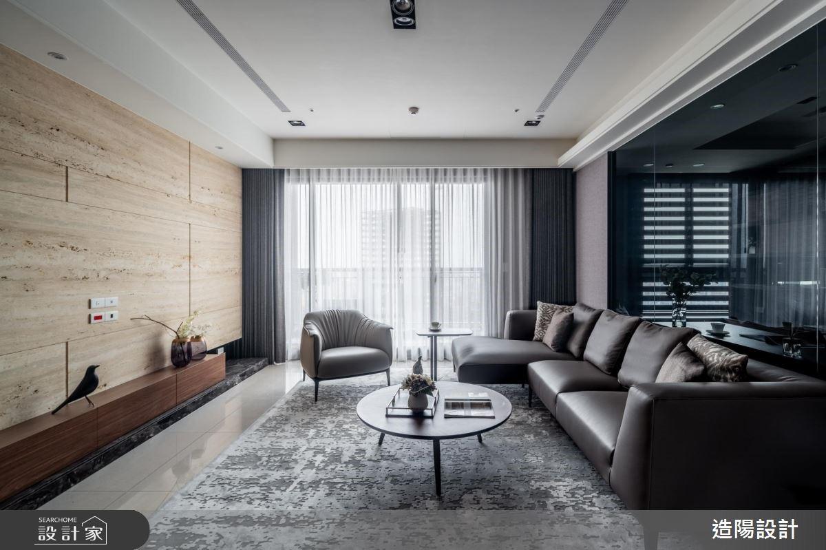 66坪新成屋(5年以下)_現代風案例圖片_造陽設計_造陽_17之2
