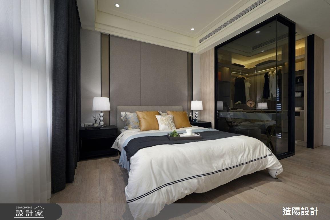 58坪新成屋(5年以下)_現代風臥室案例圖片_造陽設計_造陽_18之9