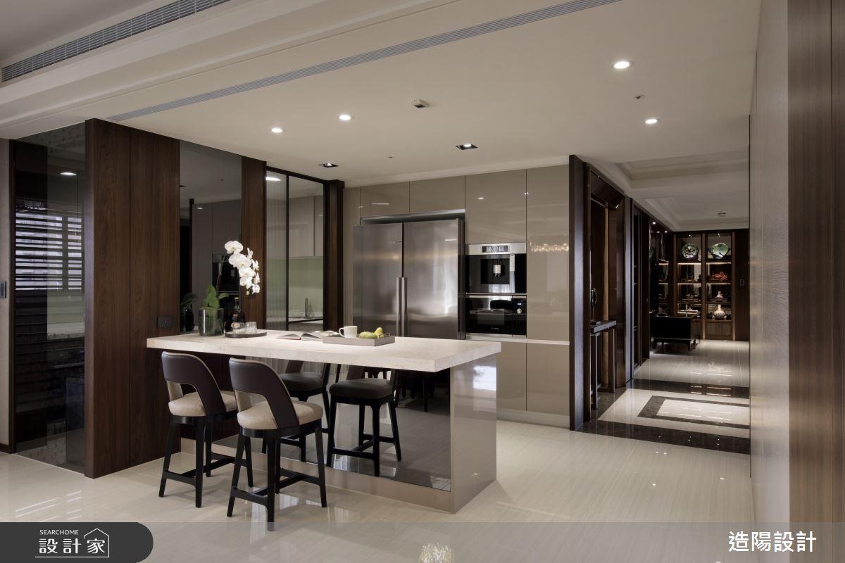 120坪新成屋(5年以下)_新中式風餐廳案例圖片_造陽設計_造陽_28之12