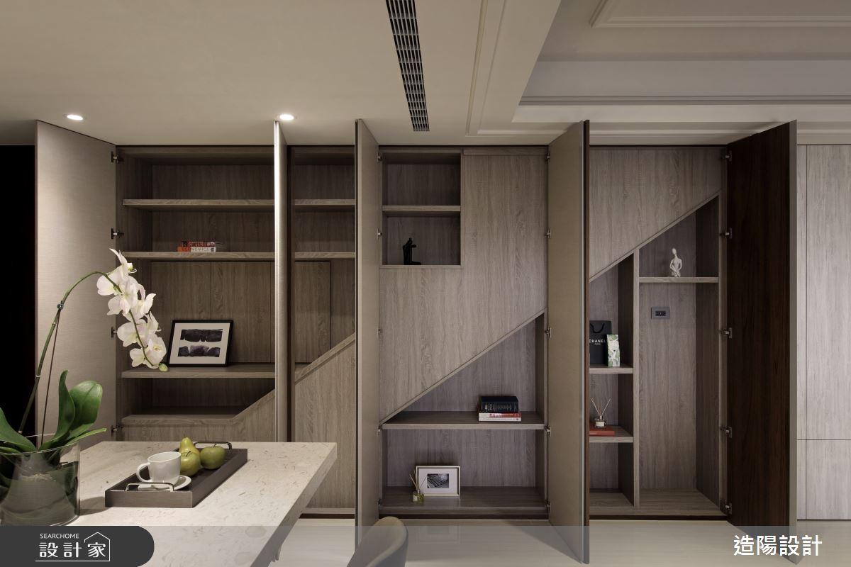 120坪新成屋(5年以下)_新中式風餐廳案例圖片_造陽設計_造陽_28之15