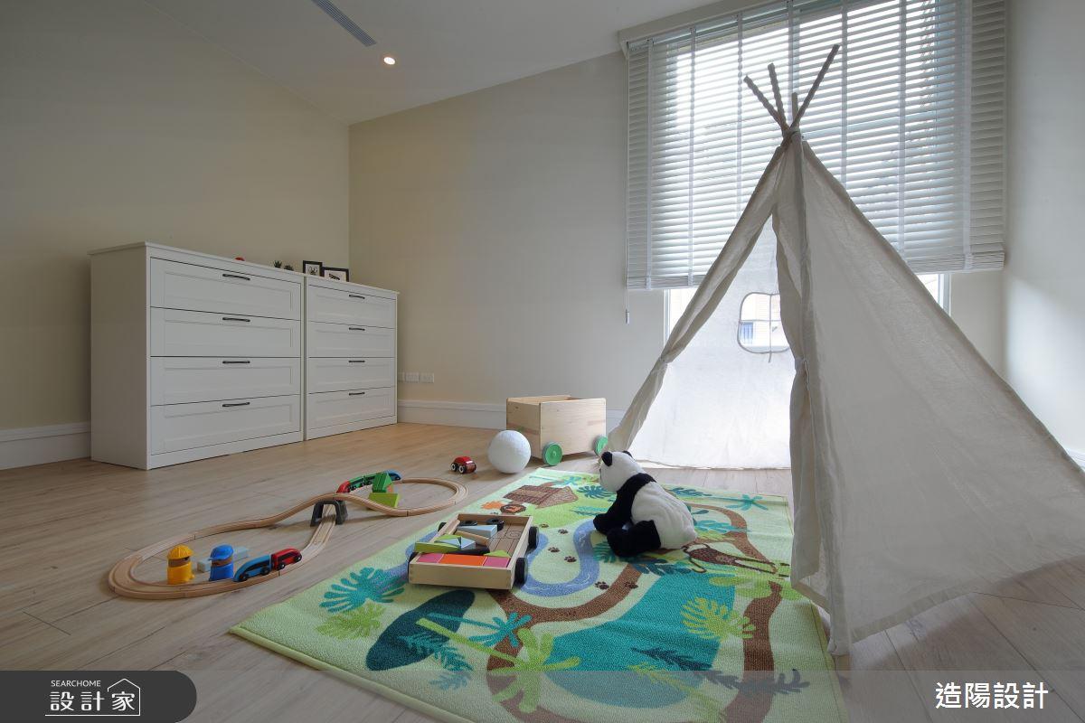 76坪老屋(16~30年)_美式風兒童房兒童房案例圖片_造陽設計_造陽_34之14