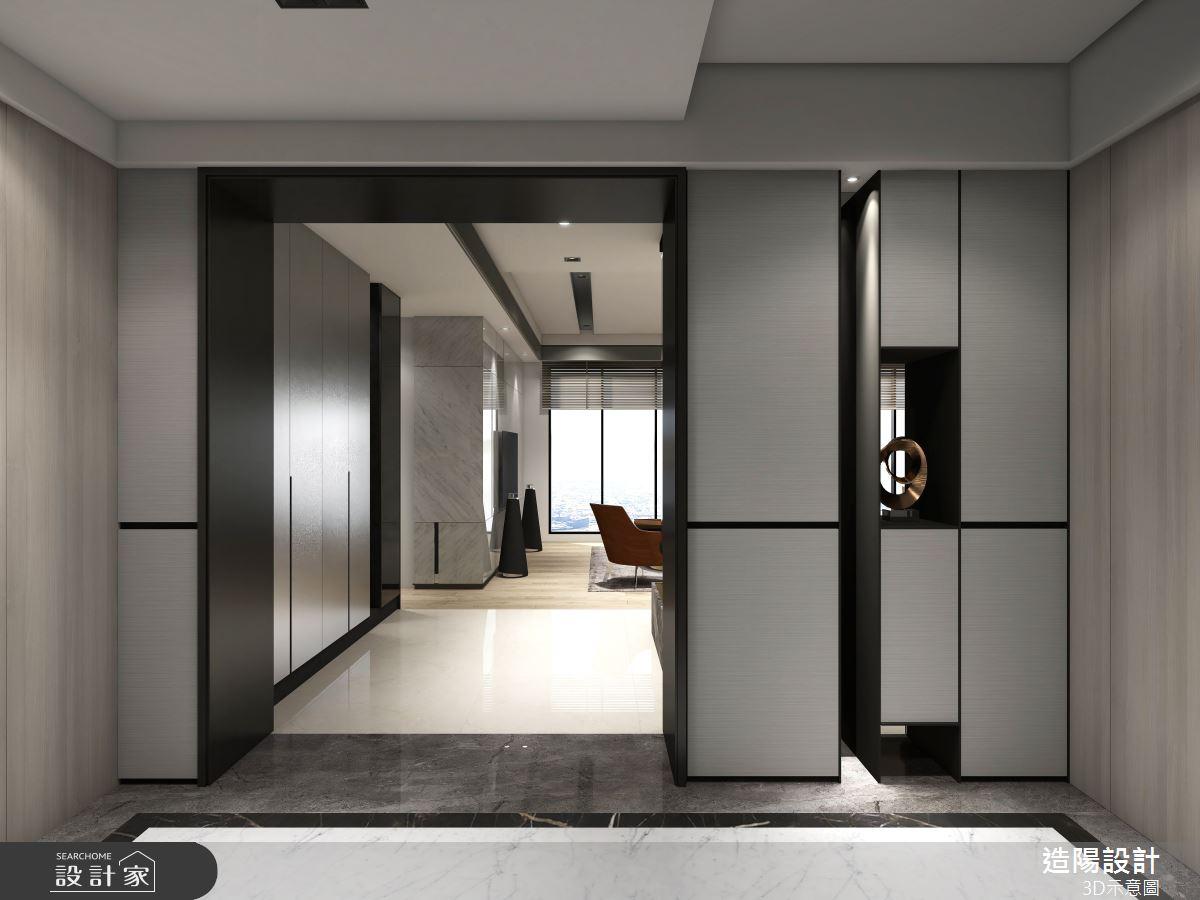 80坪預售屋_現代風案例圖片_造陽設計_造陽_35之3