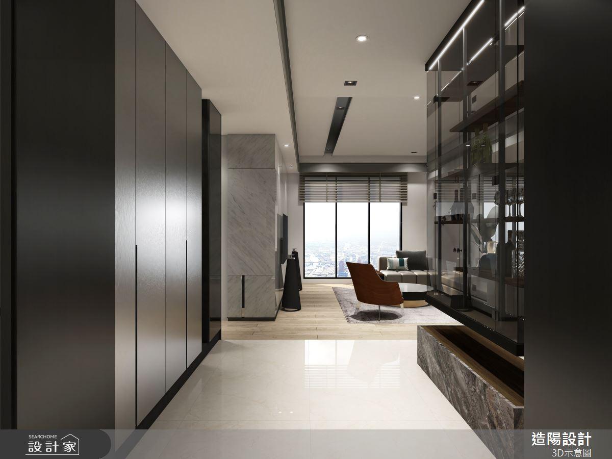 80坪預售屋_現代風案例圖片_造陽設計_造陽_35之4