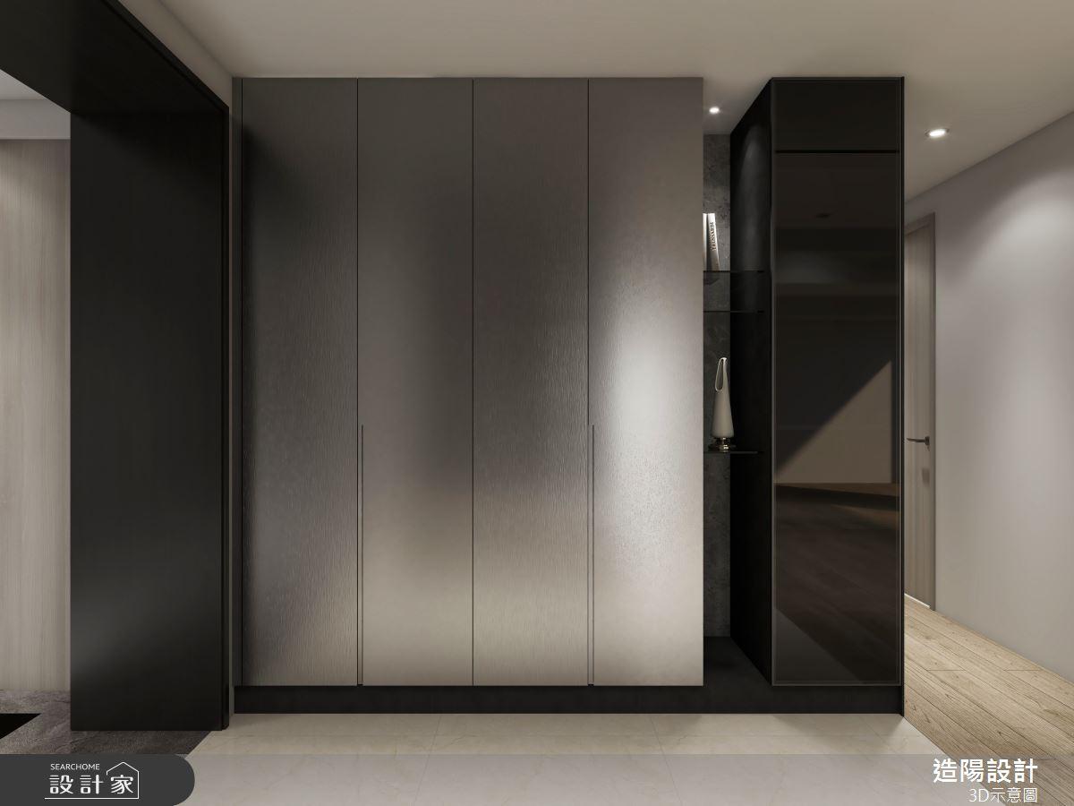 80坪預售屋_現代風案例圖片_造陽設計_造陽_35之5