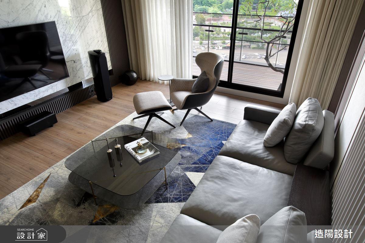 79坪新成屋(5年以下)_現代風案例圖片_造陽設計_造陽_39之3