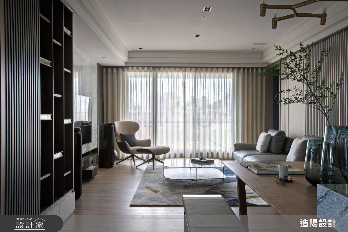 79坪新成屋(5年以下)_現代風案例圖片_造陽設計_造陽_39之4