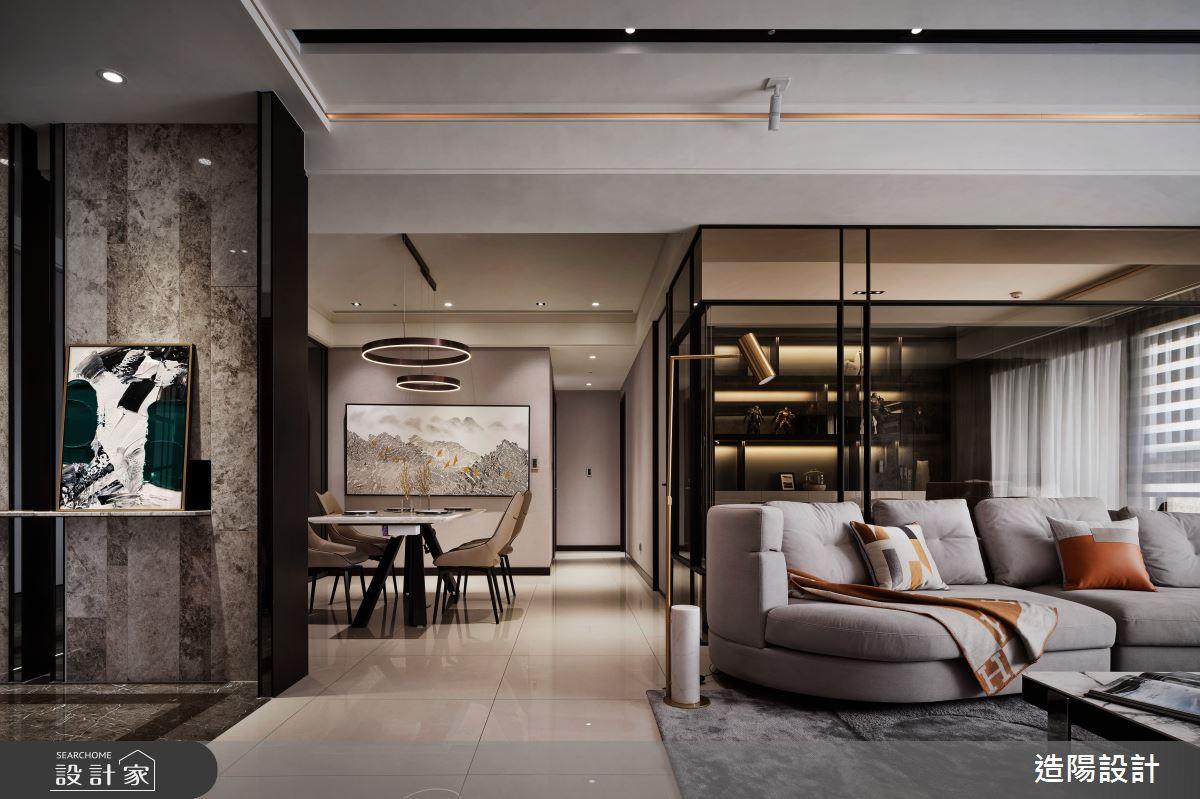 76坪新成屋(5年以下)_現代風案例圖片_造陽設計_造陽_40之2