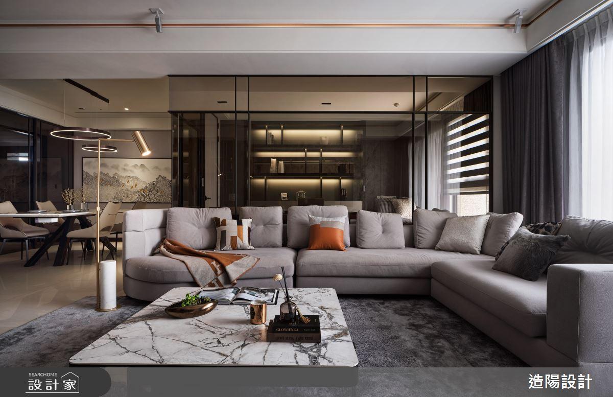 76坪新成屋(5年以下)_現代風案例圖片_造陽設計_造陽_40之3