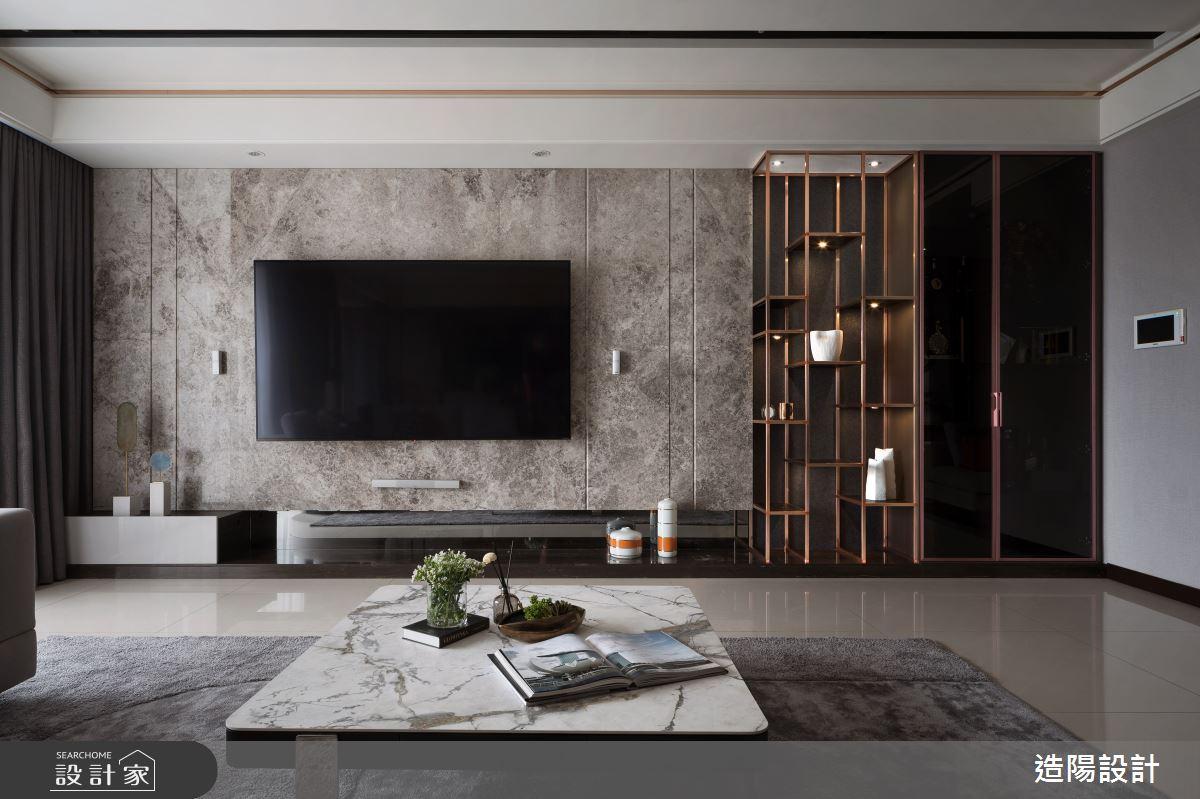 76坪新成屋(5年以下)_現代風案例圖片_造陽設計_造陽_40之4