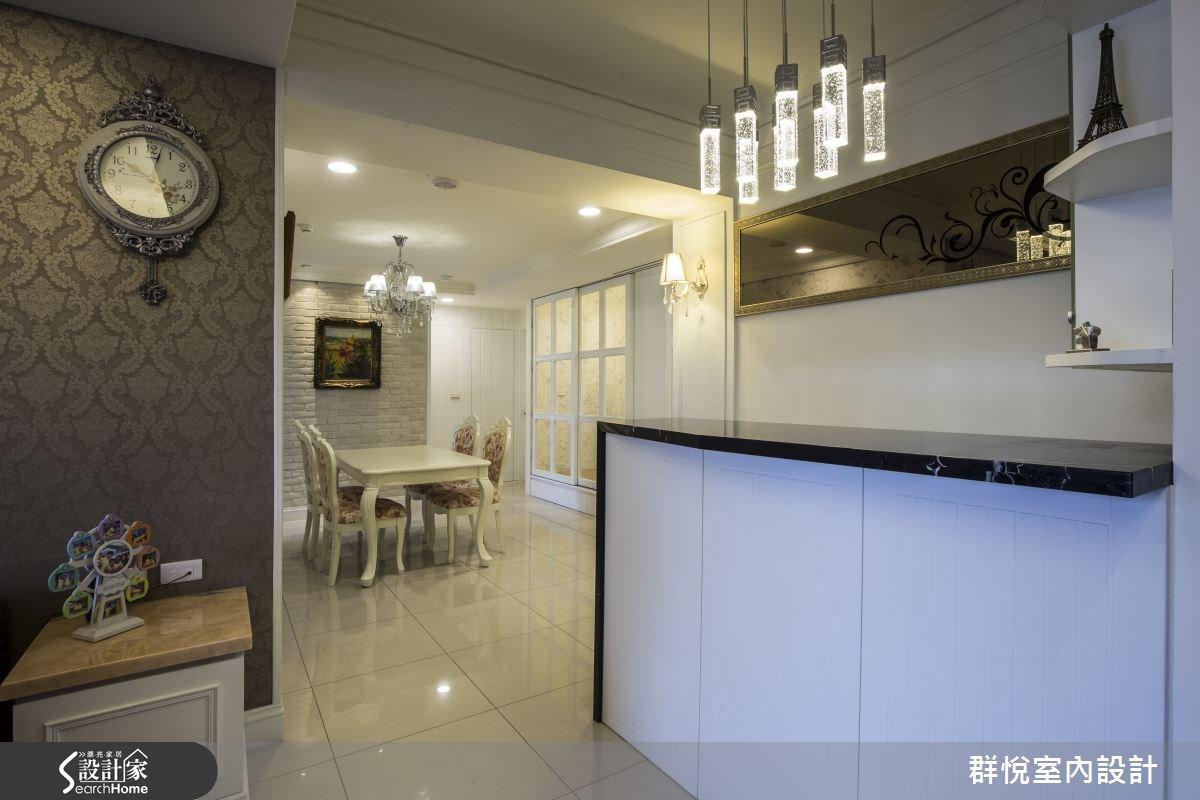 30坪新成屋(5年以下)_美式風餐廳案例圖片_群悅設計工程有限公司_群悅_06之6