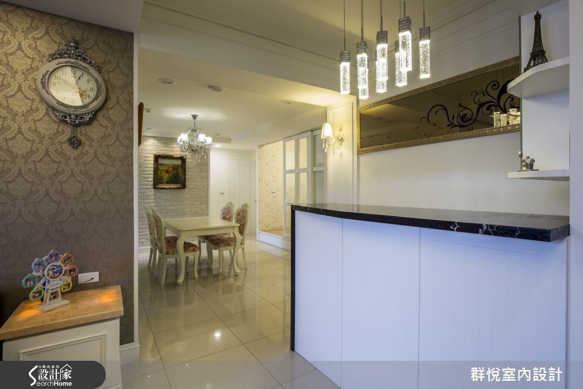 30坪新成屋(5年以下)_美式風餐廳案例圖片_群悅設計工程有限公司_群悅_06之7