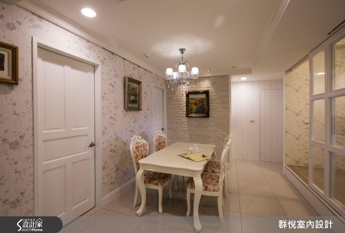 30坪新成屋(5年以下)_美式風餐廳案例圖片_群悅設計工程有限公司_群悅_06之12