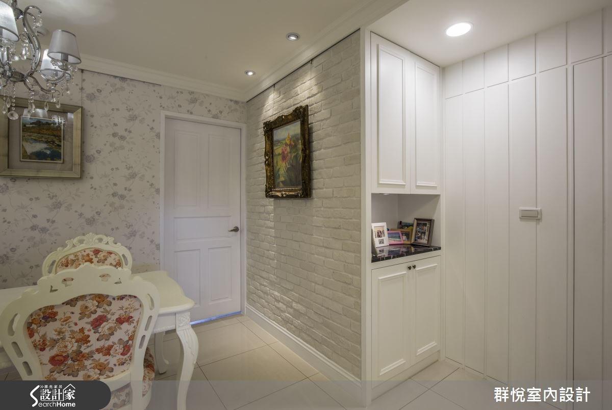 30坪新成屋(5年以下)_美式風餐廳案例圖片_群悅設計工程有限公司_群悅_06之15