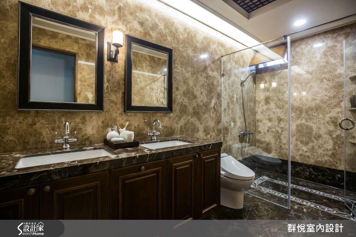80坪老屋(16~30年)_混搭風浴室案例圖片_群悅設計工程有限公司_群悅_12之10