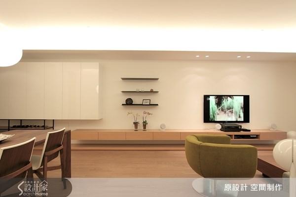 27坪新成屋(5年以下)_北歐風客廳案例圖片_原設計 空間制作_原設計_05之4
