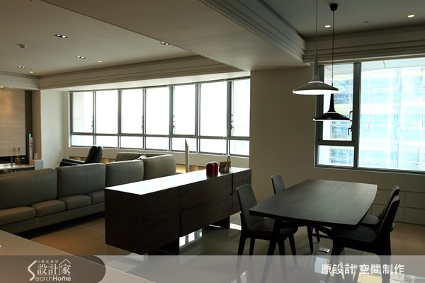 62坪新成屋(5年以下)_混搭風餐廳案例圖片_原設計 空間制作_原設計_10之2