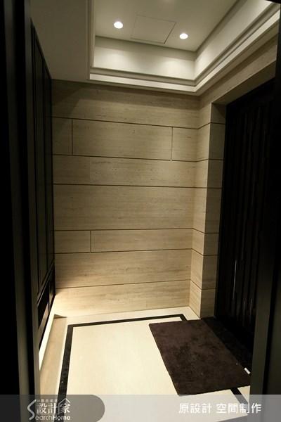 62坪新成屋(5年以下)_混搭風玄關案例圖片_原設計 空間制作_原設計_10之1