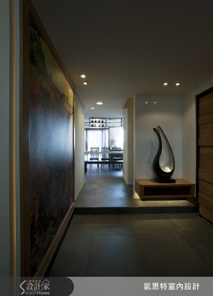 80坪老屋(16~30年)_休閒風案例圖片_凱思特室內設計有限公司_凱思特_10之2
