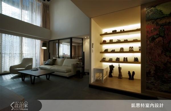 80坪老屋(16~30年)_休閒風案例圖片_凱思特室內設計有限公司_凱思特_10之4