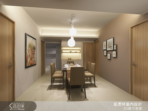 35坪_案例圖片_凱思特室內設計有限公司_凱思特_07之4