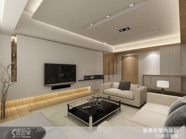 35坪_案例圖片_凱思特室內設計有限公司_凱思特_07之2