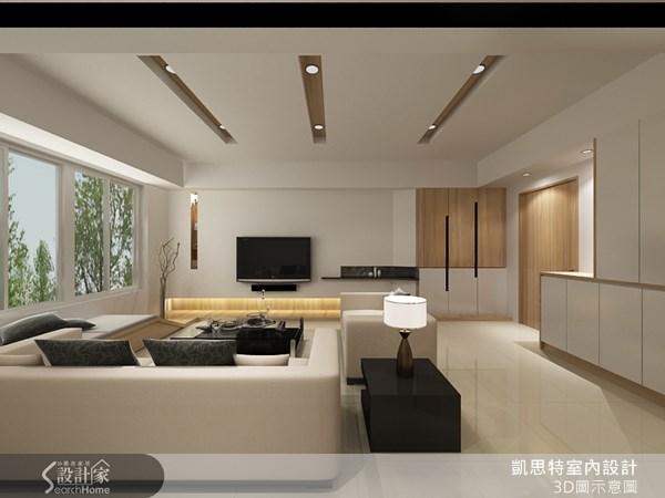35坪_案例圖片_凱思特室內設計有限公司_凱思特_07之1