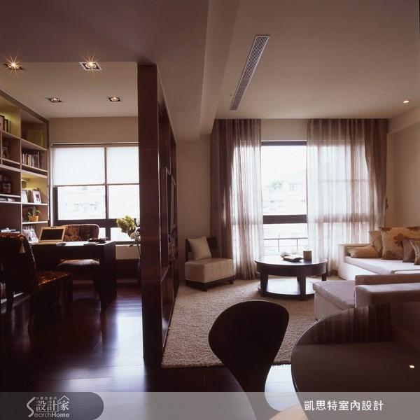 40坪新成屋(5年以下)_奢華風案例圖片_凱思特室內設計有限公司_凱思特_09之3