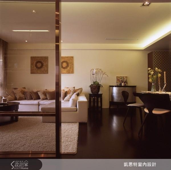 40坪新成屋(5年以下)_奢華風案例圖片_凱思特室內設計有限公司_凱思特_09之2
