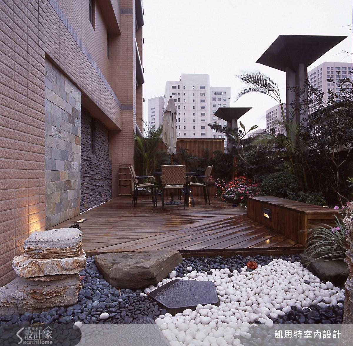 50坪新成屋(5年以下)_休閒風案例圖片_凱思特室內設計有限公司_凱思特_11之2