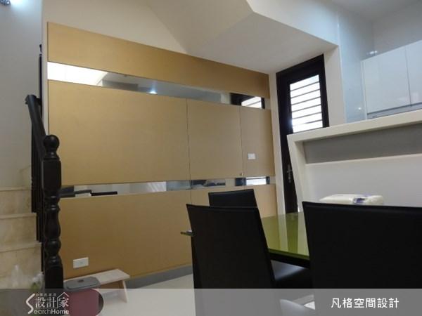60坪新成屋(5年以下)_混搭風案例圖片_凡格空間設計工作室/野禾木作工坊_凡格_02之2