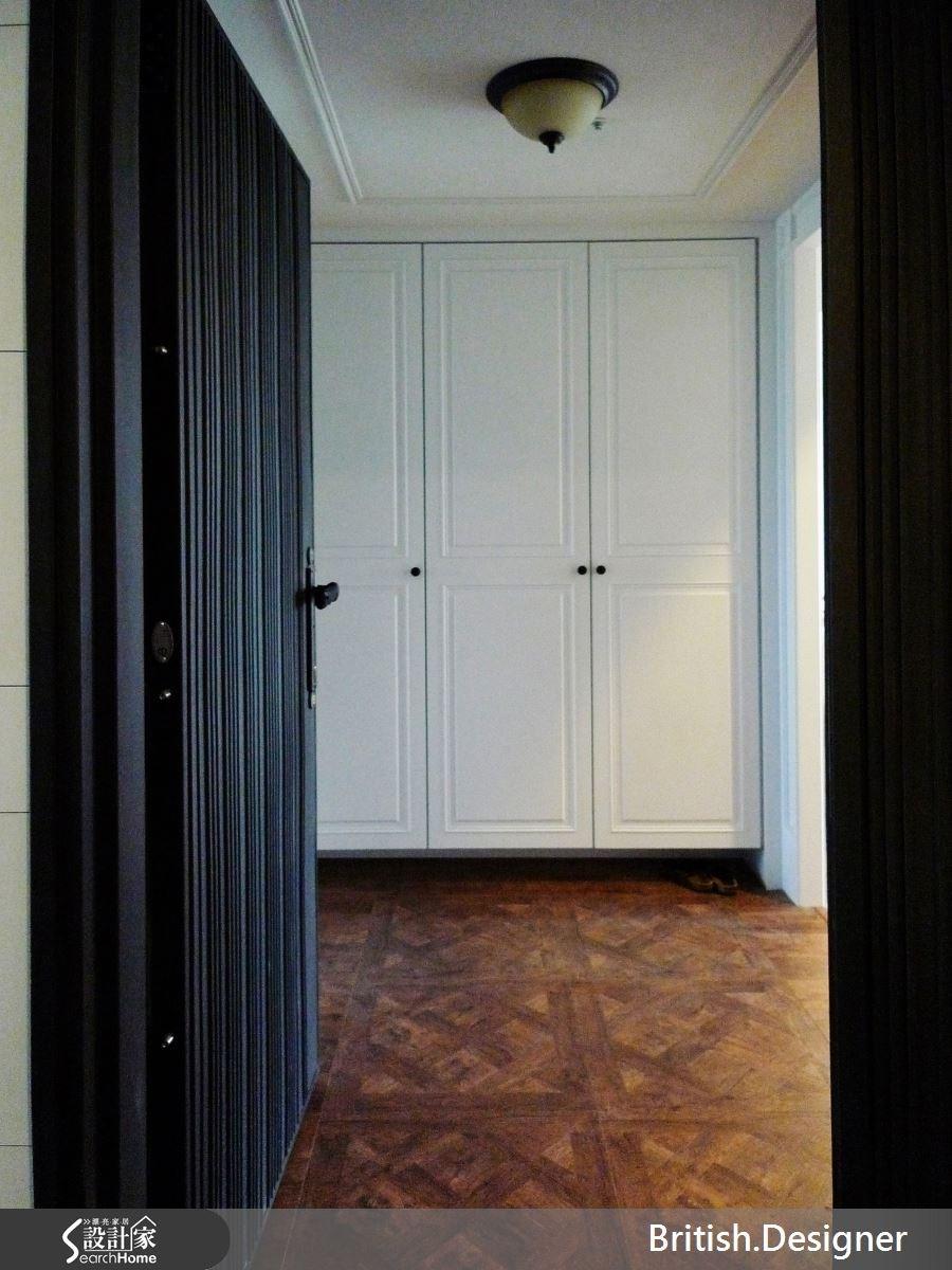 45坪新成屋(5年以下)_混搭風案例圖片_大不列顛空間感室內裝修設計_大不列顛_02之1
