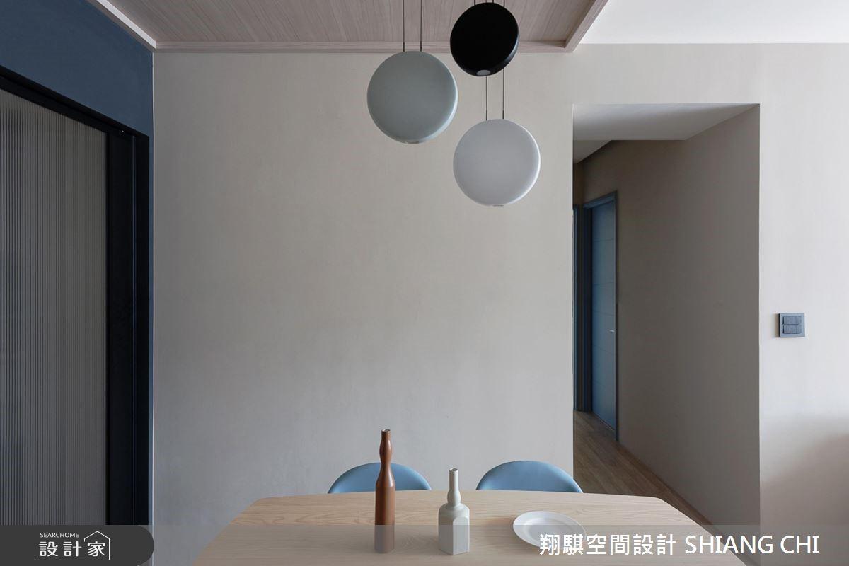 28坪新成屋(5年以下)_北歐風案例圖片_翔騏空間設計_翔騏_01之5