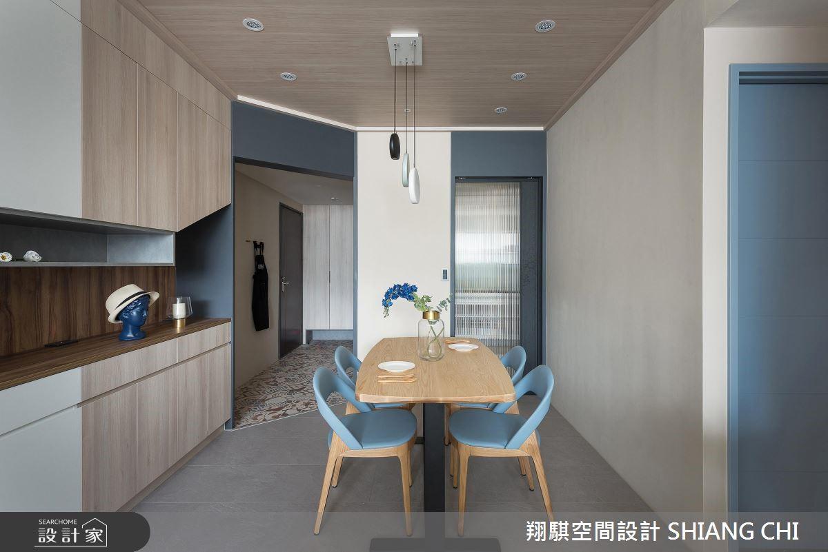 28坪新成屋(5年以下)_北歐風案例圖片_翔騏空間設計_翔騏_01之4