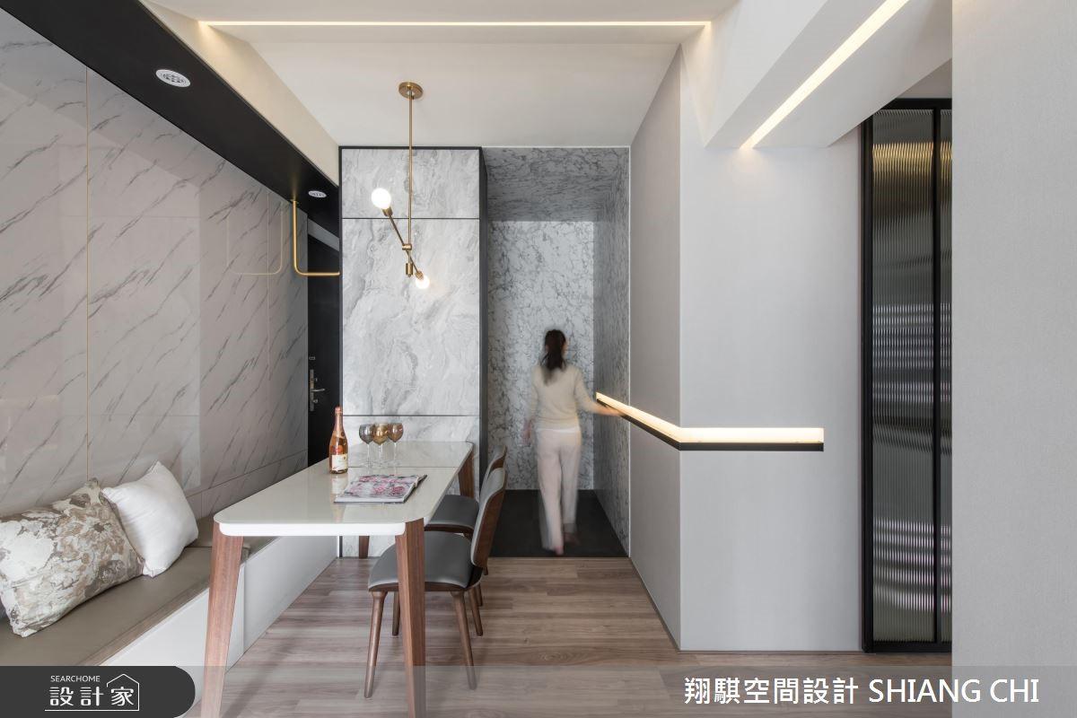 33坪新成屋(5年以下)_混搭風案例圖片_翔騏空間設計_翔騏_02之7