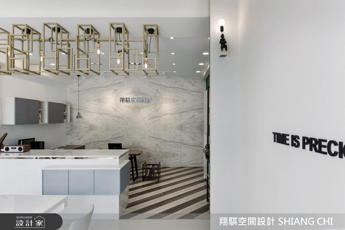 15坪新成屋(5年以下)_現代風商業空間案例圖片_翔騏空間設計_翔騏_05之2