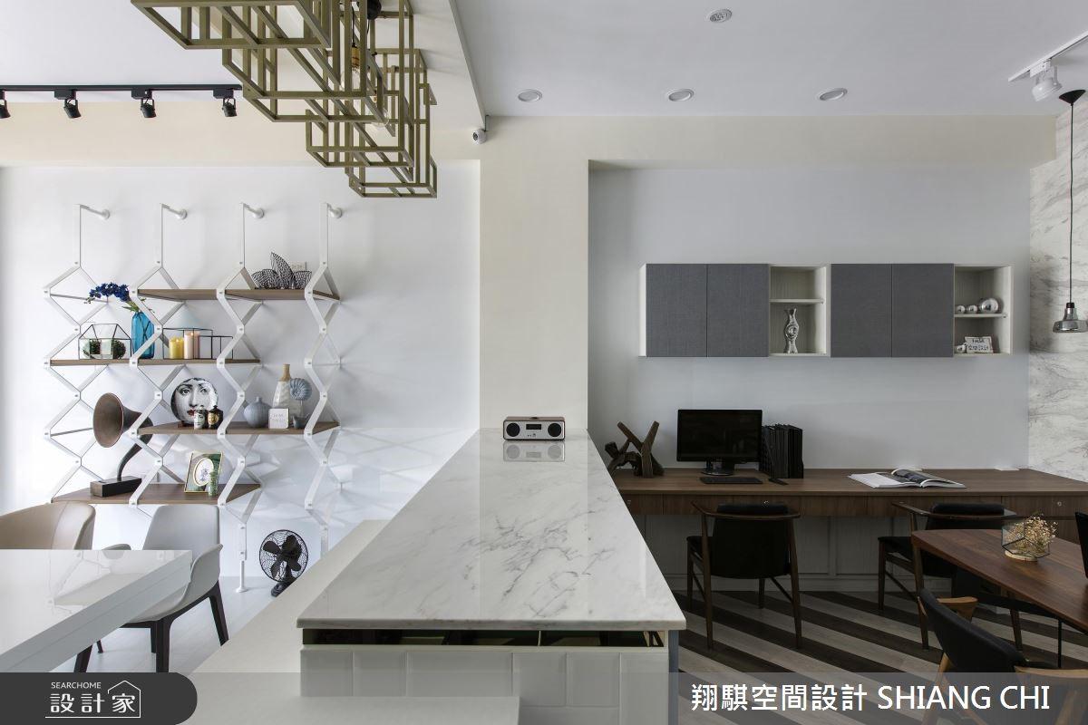 15坪新成屋(5年以下)_現代風商業空間案例圖片_翔騏空間設計_翔騏_05之3