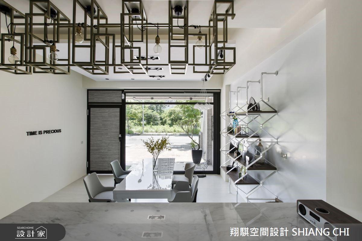 15坪新成屋(5年以下)_現代風商業空間案例圖片_翔騏空間設計_翔騏_05之6
