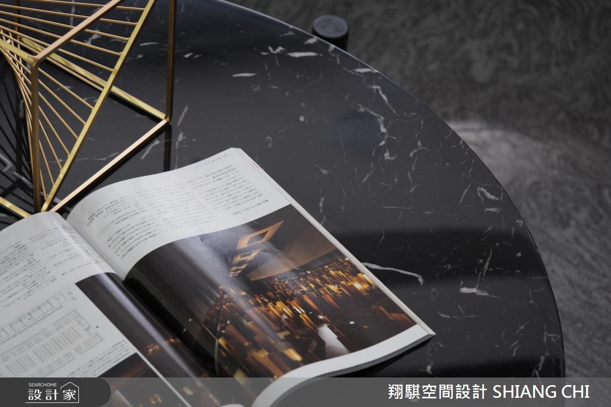 120坪新成屋(5年以下)_現代風客廳案例圖片_翔騏空間設計_翔騏_07之6