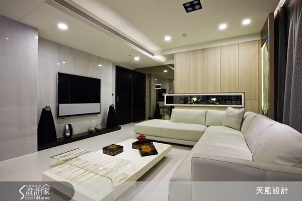 50坪新成屋(5年以下)_奢華風案例圖片_天風設計企業有限公司_天風_01之1