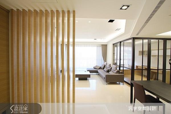 45坪新成屋(5年以下)_現代風案例圖片_汎宇空間設計有限公司_汎宇_06之2