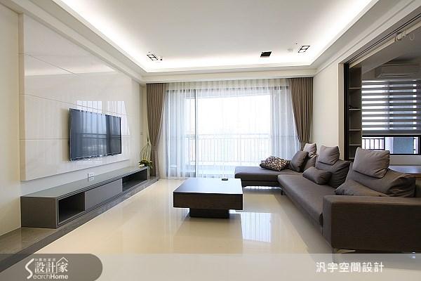 45坪新成屋(5年以下)_現代風案例圖片_汎宇空間設計有限公司_汎宇_06之4