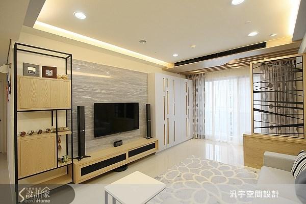 38坪_現代風案例圖片_汎宇空間設計有限公司_汎宇_05之3