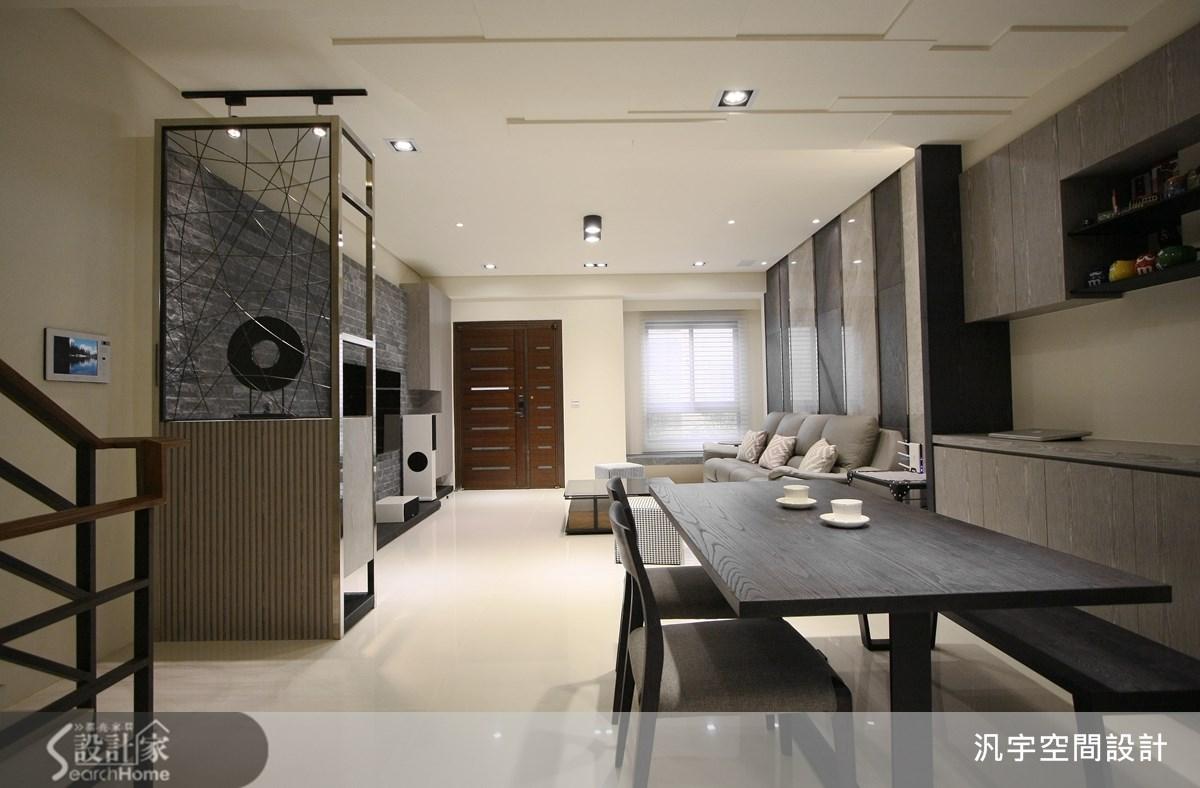 75坪新成屋(5年以下)_現代風案例圖片_汎宇空間設計有限公司_汎宇_08之1